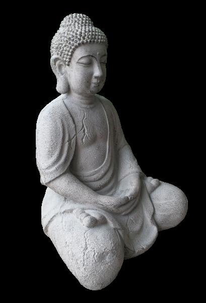 43cm Buddha Figur
