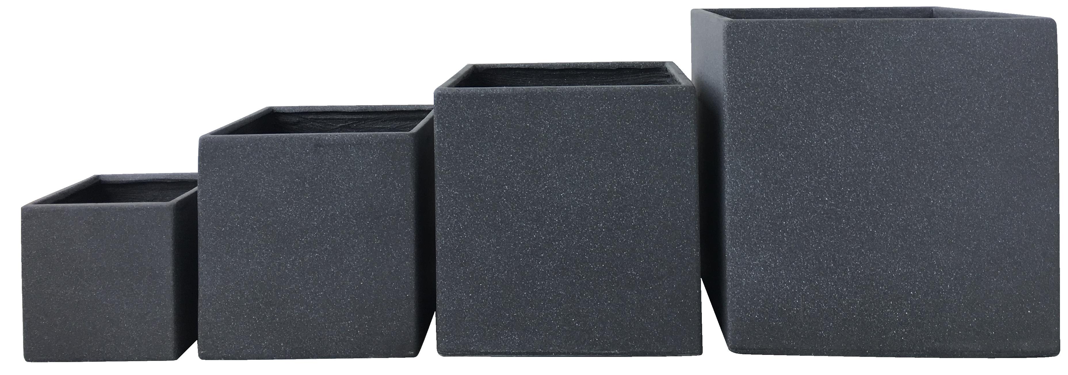 premium pflanzk bel set lounge cube von 7even blumentopf eckig pflanzgef e blumenkasten. Black Bedroom Furniture Sets. Home Design Ideas