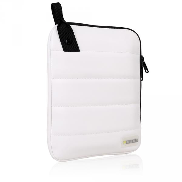 "7even Color Tablet-Sleeve / Schutzhülle - Case für iPad u. andere 10"" Tablets weiss"
