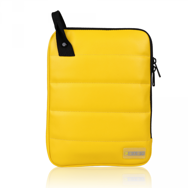 "7even Color Tablet-Sleeve / Schutzhülle - Case für iPad u. andere 10"" Tablets yellow"