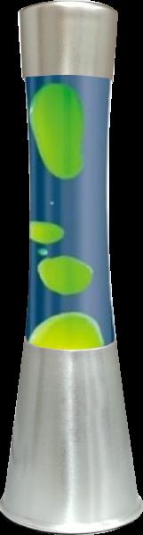 Lava Lampe 40cm Grün-Blau