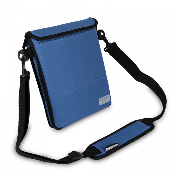 """7even Color Bag für iPad / Tasche mit Umhängegurt und Stand Funktion für iPad und andere 10"""" Tablet"""