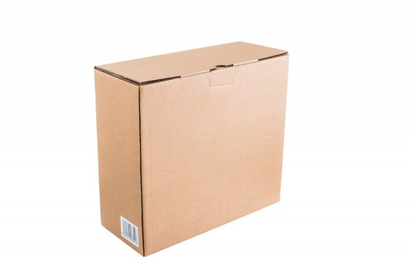 """Warensendung Versandkarton Schallplatten passend für 12"""", 10"""" und Singles (50 Stück)"""