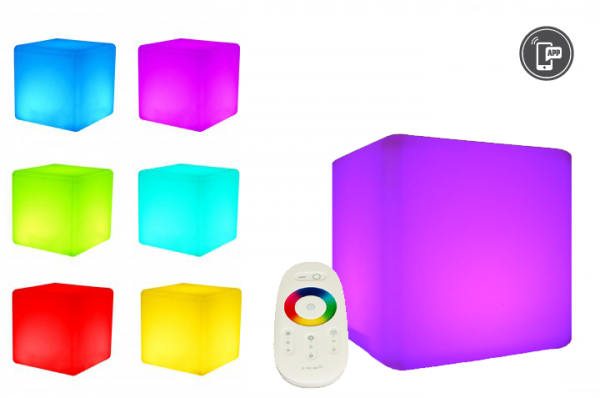 LED-Cube Leucht-Würfel Profi-Version 30cm