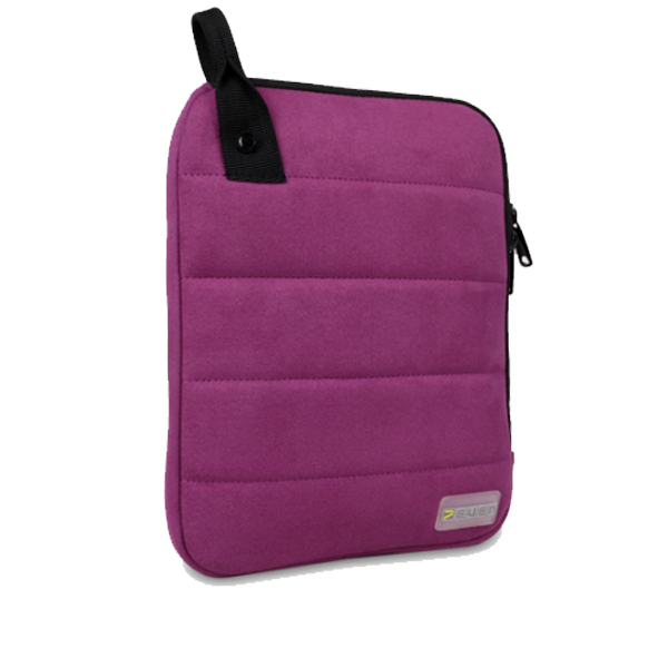 "7even Color Tablet-Sleeve / Schutzhülle - Case für iPad u. andere 10"" Tablets Purple"
