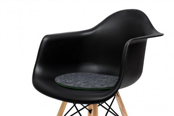 Filz Auflage passend für z.b. Armchair wie DAW 35,5 x 39cm