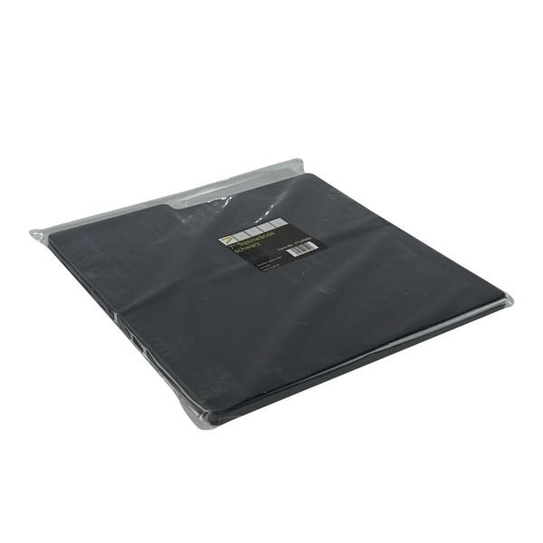 """Schallplatten Trennwände in schwarz / 10 Stück 7"""" Single Archiv-Registerwände"""