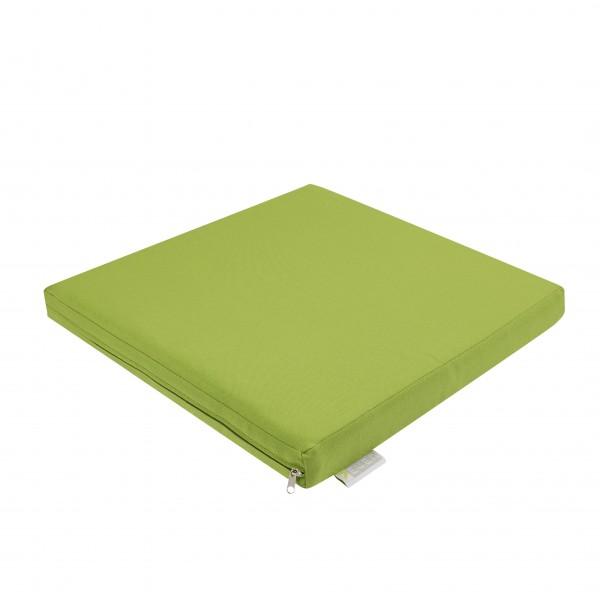 Wasserfestes Kissen für Aussen in grün 40 x 40 cm