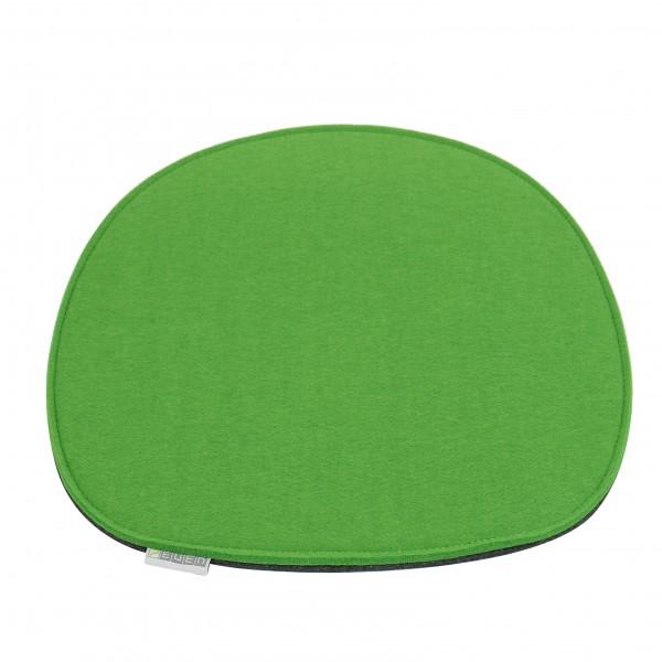 Filzkissen für Sidechair grün