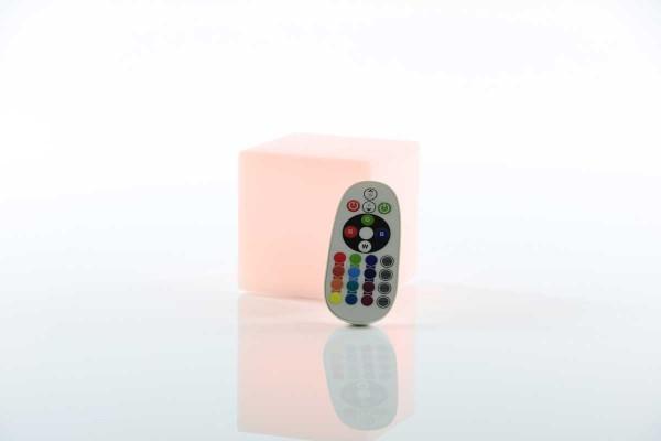 LED-Leucht-Cube mit Fernbedienung