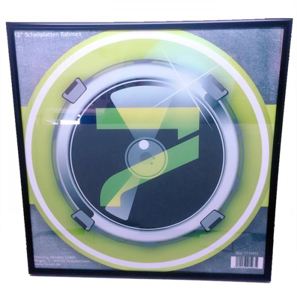 """Schallplatten Bilderrahmen / Vinyl 12"""" Wand Bilderrahmen"""