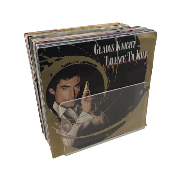 """Acryl Vinyl Ständer 20x20x30cm passend für 7"""" Singles oder 10"""""""