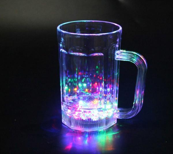 LED-Glas Bierglas