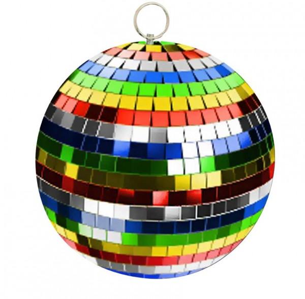 Spiegelkugel Multicolor
