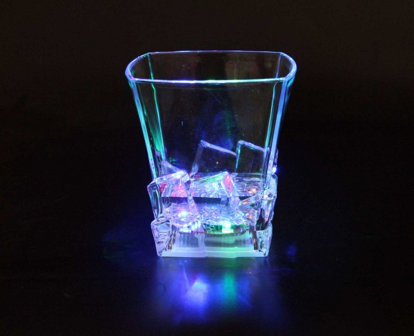 LED-Glas für Whiskey
