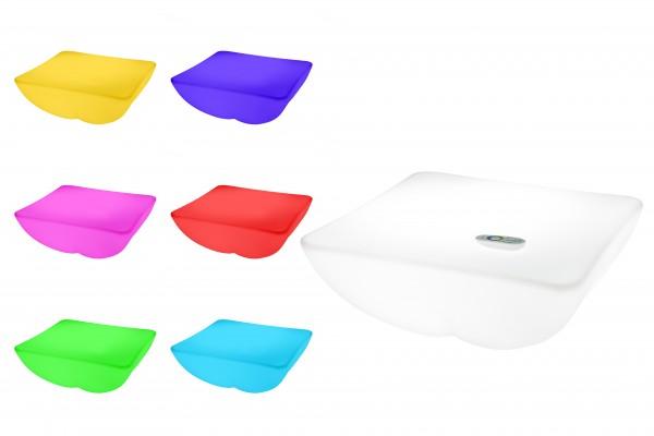 7even LED Couch und Club Tisch, RF / Farbwechsel, per Smartphone / Tablet APP möglich RF-Version 1.0