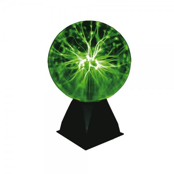 Plasmakugel magische Blitze in grün
