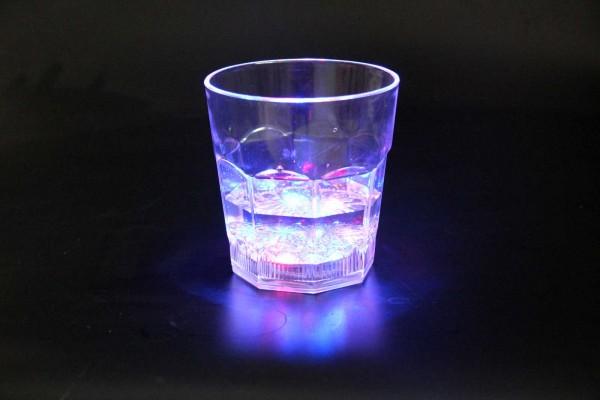 LED-Glas Violett