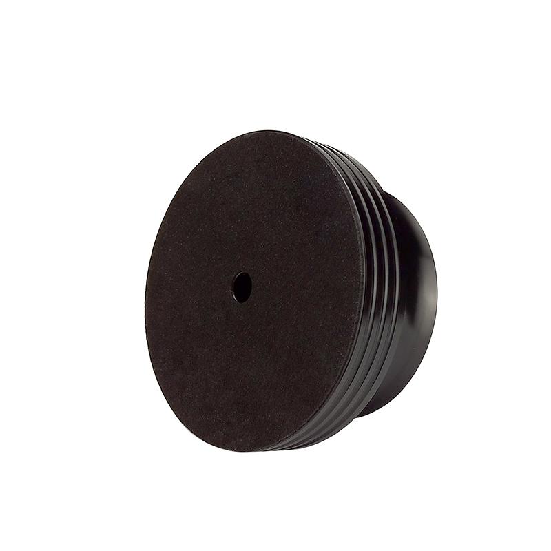 Vinyl Record Schallplatten Stabilizer schwarz 416gramm