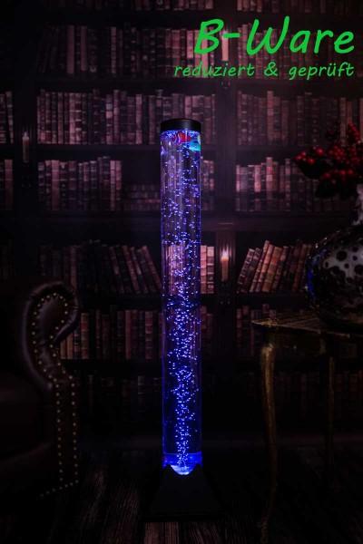 10 Stück !! LED-Design & Sprudel-Wassersäule mit Fernbedienung 130cm hoch! (B-Ware)